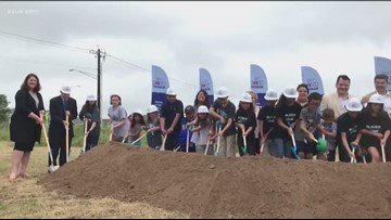 Austin ISD breaks ground on Blazier Relief School
