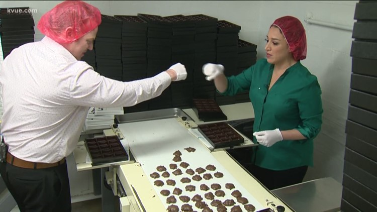Take This Job: Filling chocolate orders at Lammes Candies