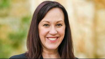 MJ Hegar says she's running to challenge U.S. Sen. John Cornyn