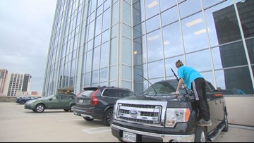 Tech Tuesday: Austin startup, NuWash, washes cars on the go