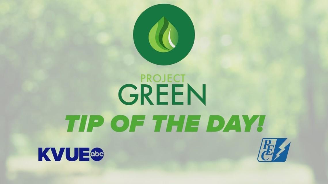 Energy Saving Tip: Set it to 78 degrees