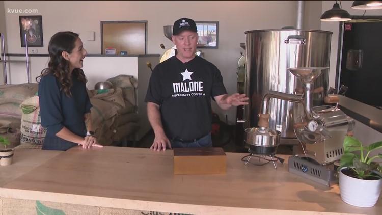 Keep Austin Local: Malone Coffee