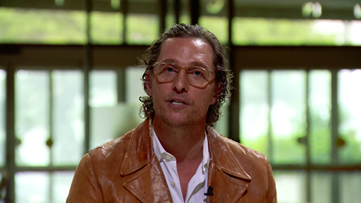 Matthew McConaughey joins Austin campaign to urge college students to stay home