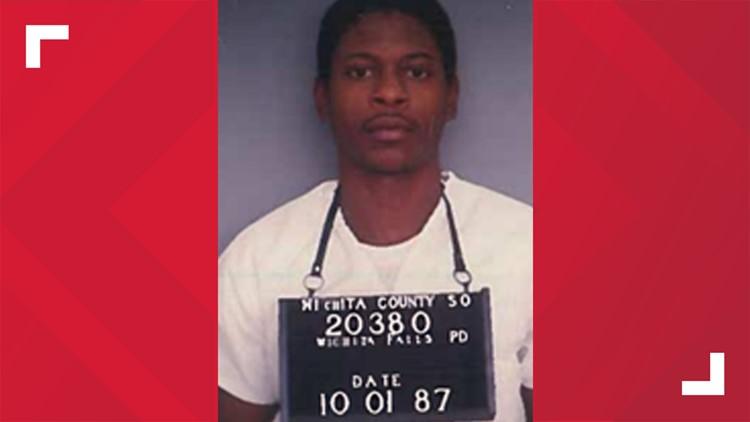 Rodney Reed mugshot in Wichita Falls case