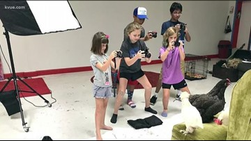 Picture Perfect: Austin photography camp for kids happening this summer