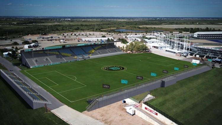 Austin Bold FC Stadium