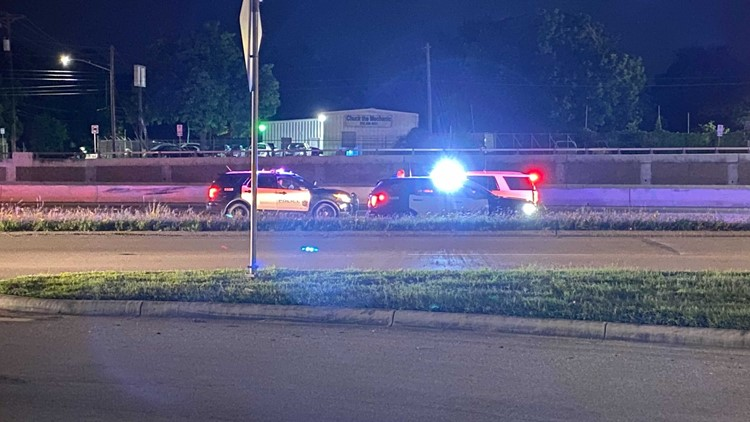 Lanes reopen on I-35 in Austin after person hit by 18-wheeler
