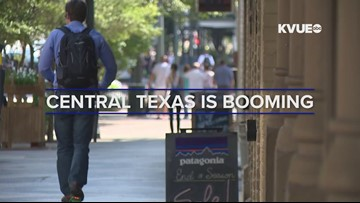 Tune in for Boomtown 2040 stories all year on KVUE