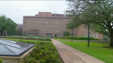 Body found on Texas Capitol grounds