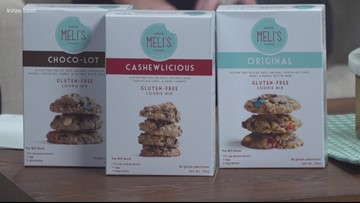 Made in Austin: Meli's Monster Cookies