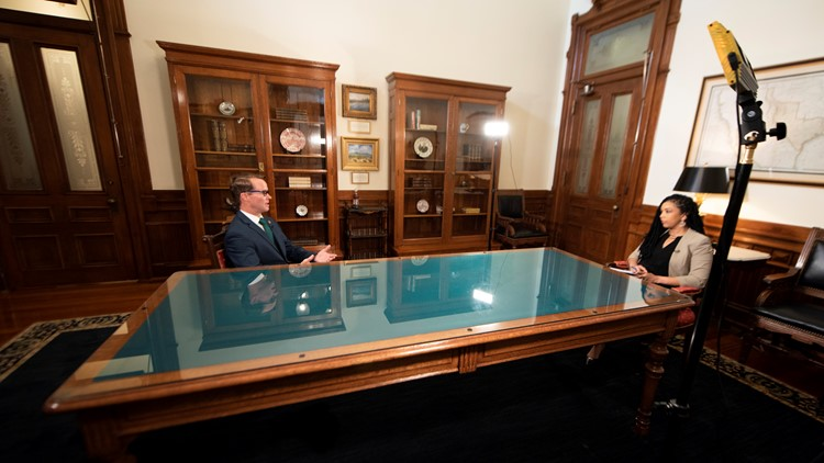 Texas This Week: Speaker of the Texas House of Representatives Dade Phelan