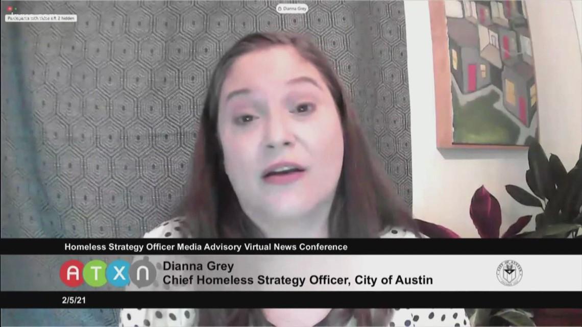 Austin homeless strategy officer speaks on local crisis