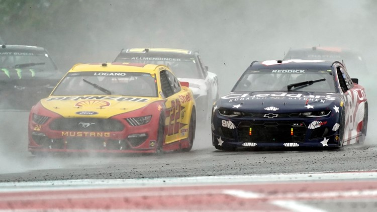 Keep Austin 'Wheeled' | NASCAR to return to Circuit of The Americas in 2022