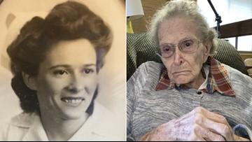 Austin World War II nurse turns 100