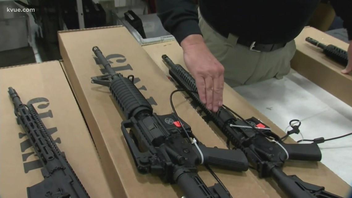 Texas lawmakers weigh gun control bills