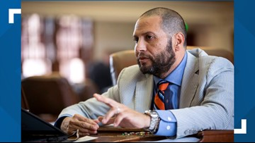 State Rep. Poncho Nevárez turns himself in to police after being caught dropping cocaine