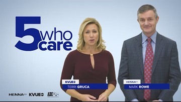 Five Who Care 2019 - Henna Chevrolet