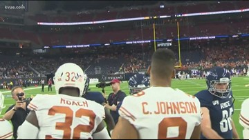 Texas Football bounces back after game against Rice