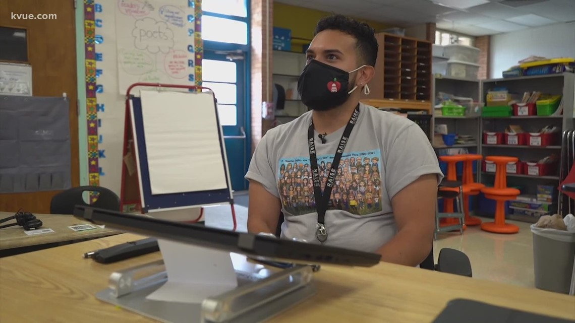 First-year teacher begins career amid COVID-19 pandemic