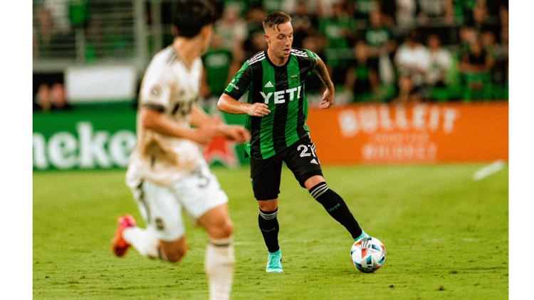 HIGHLIGHTS: Austin FC falls to LAFC for second time this season, 2-0