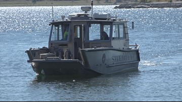 Search continues for man who fell off boat on Lake Travis, sheriff's office says