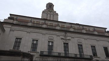 UT responds to student protest about professors who violated sexual misconduct policies