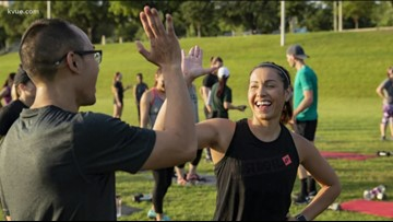 Get fit with Camp Gladiator