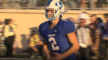 Lampasas 'Aces' quarterfinal test, advances to semis for first time since '86