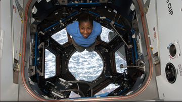 This UT grad could be the first woman on the moon