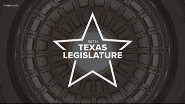 Texas House passes 9 bills in one day