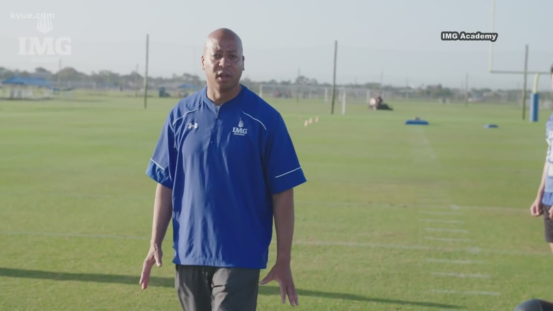 New Del Valle head football coach explains move to Texas