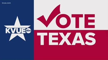 Early voting guide: Where and how to vote in Central Texas