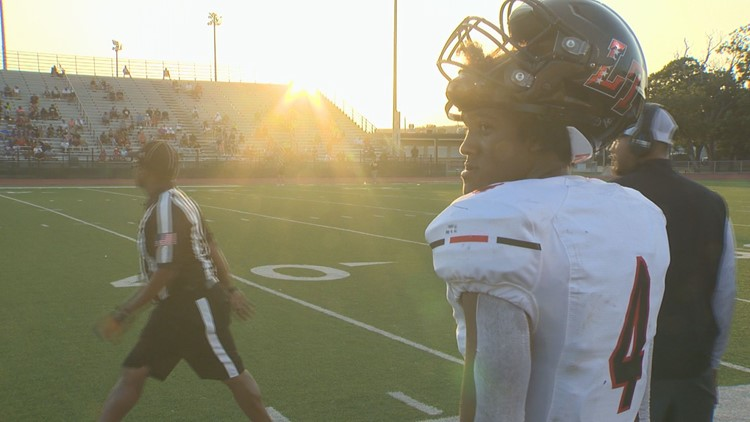 Texas HS football highlights: Lake Travis scrimmages Cedar Ridge