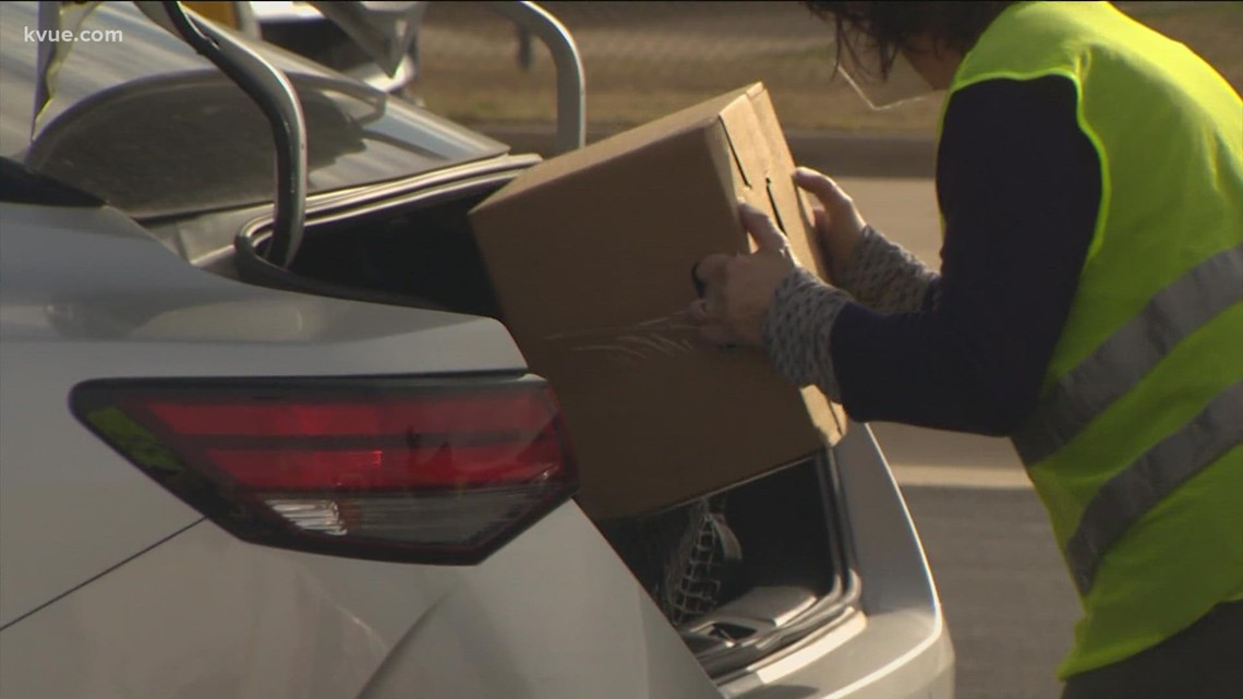 Central Texas Food Bank plans to expand home delivery program