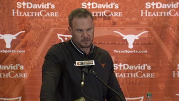 Tom Herman addresses defensive scheme, 'misinformation' ahead of Iowa State matchup