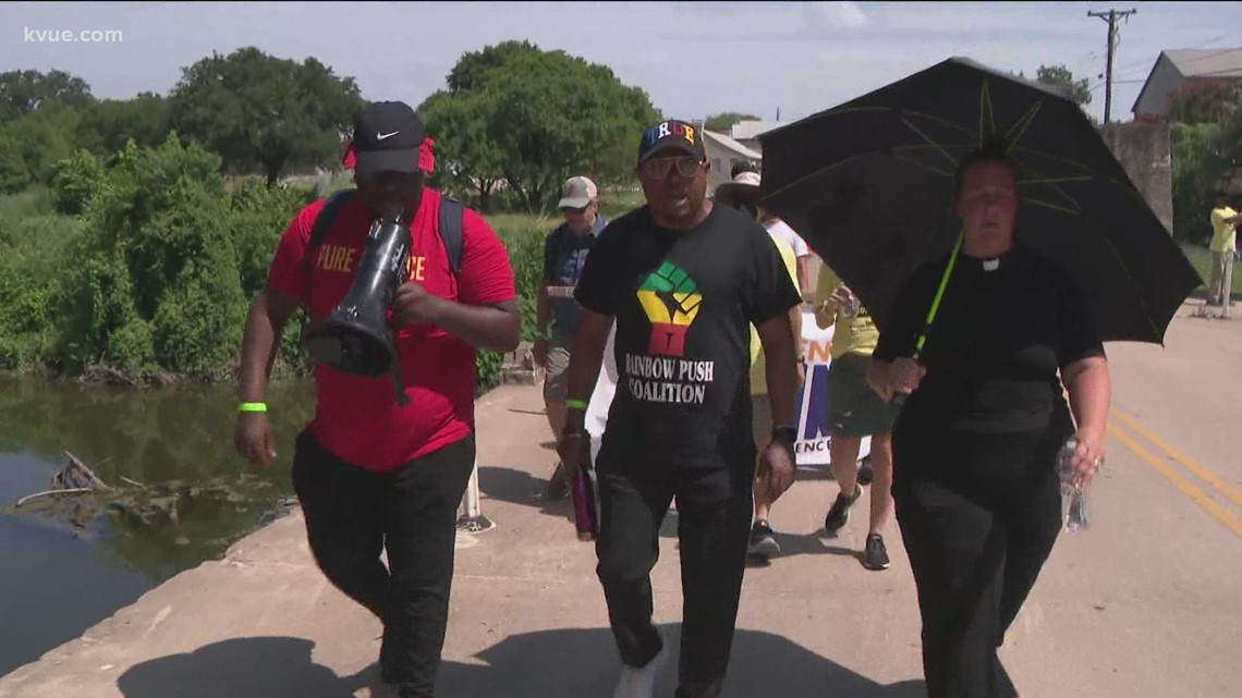 Voting rights march from Georgetown to Austin starts Wednesday