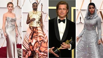Top 2020 Oscar red carpet looks