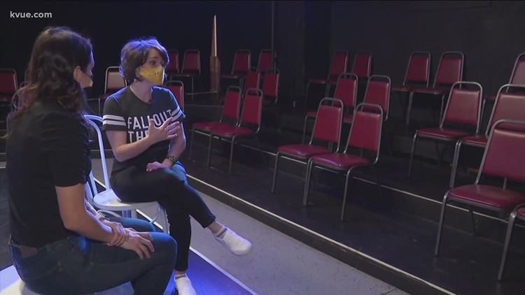 Keep Austin Local: Fallout Theater