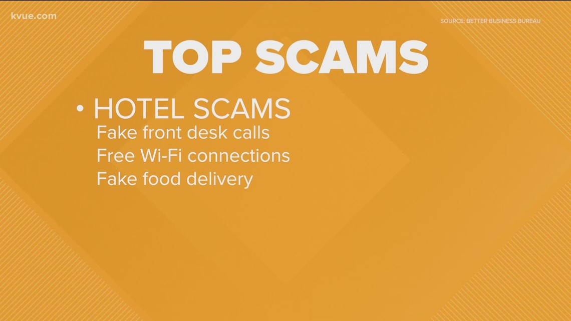 How to be aware of travel scams