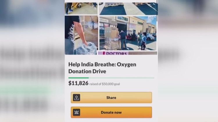 Here's how Texans can help people suffering in India right now