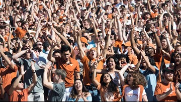 Texas governor 'working' to bring back Longhorns-Aggies rivalry game