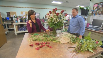 Take This Job: Creating the perfect bouquet at Freytag's Florist
