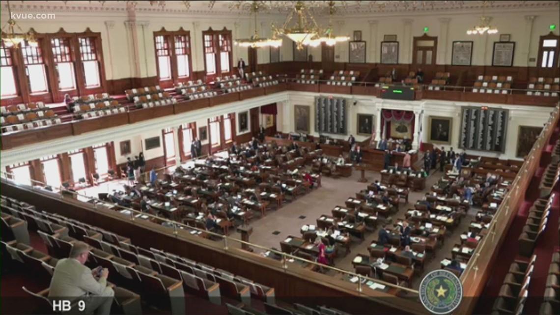 Texas House passes election reform bill, Senate Bill 1