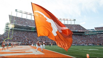 How burnt orange became one of Texas' most iconic colors