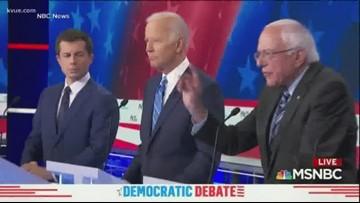 Second Democratic debate lineup announced