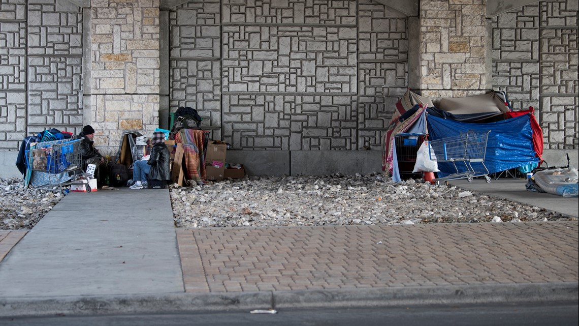 Austin City Council passes several items addressing homelessness Thursday