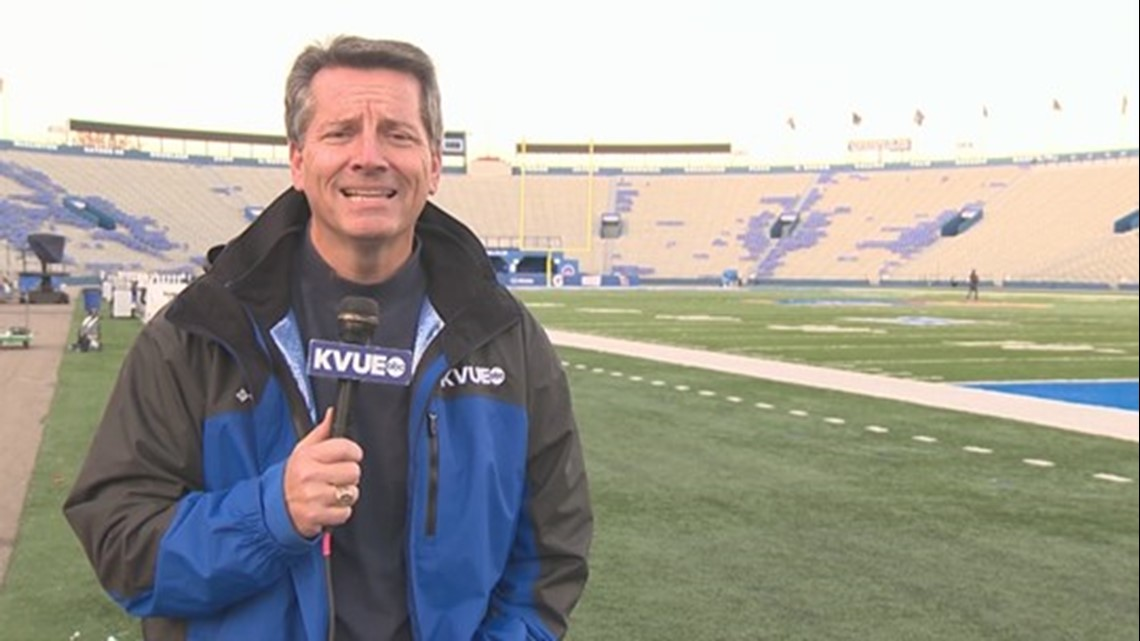 Photos Mike Barnes Leaves Kvue After 29 Years Kvue Com