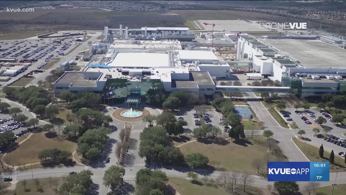 Samsung's new microchip factory: Will Austin or Taylor snag the deal?