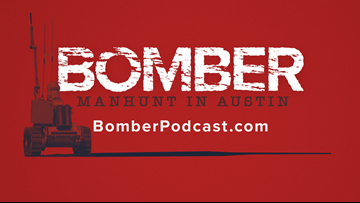 'BOMBER: Manhunt in Austin' podcast now streaming