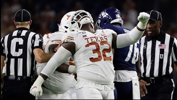 Texas Longhorns bounce back with dominant win against Rice Owls. Here's how the Longhorns look moving forward.